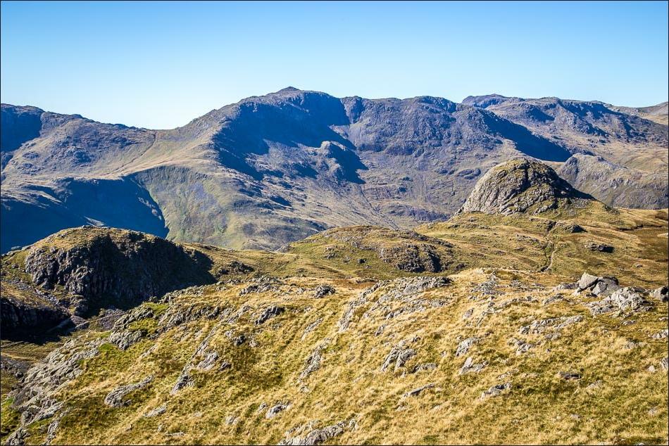 Loft Crag and Pike o'Stickle