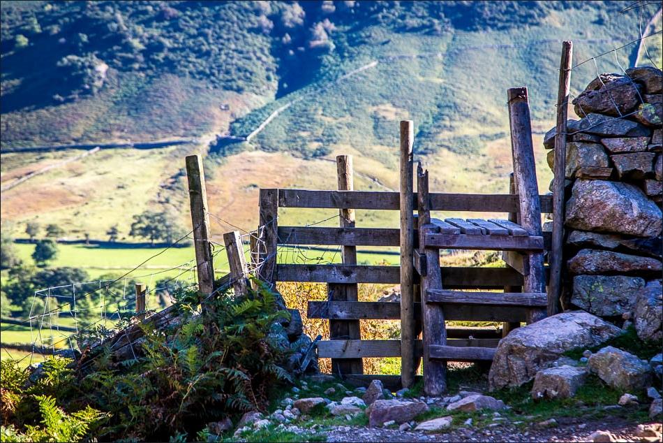 Langdale Pikes walk