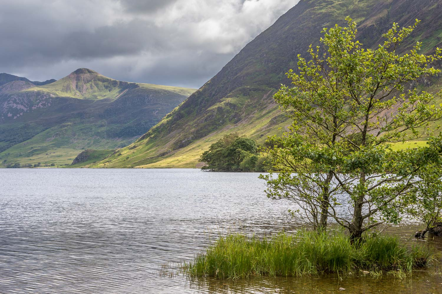 Crummock Water, Red Pike