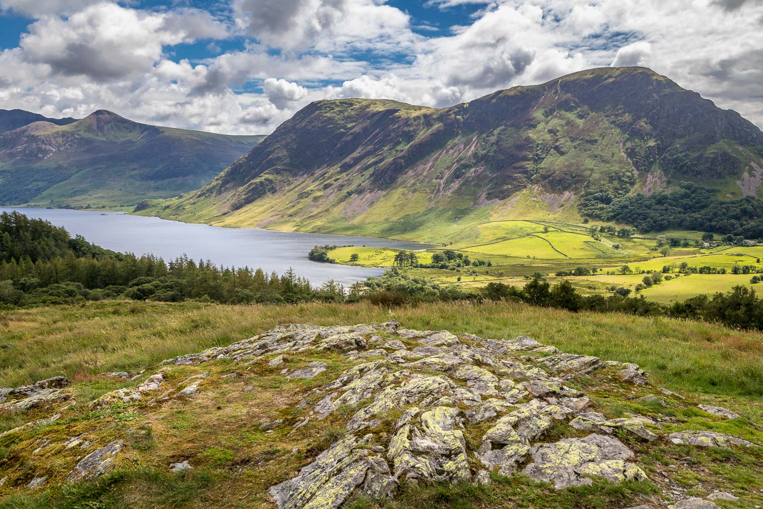 Mellbreak, Crummock Water