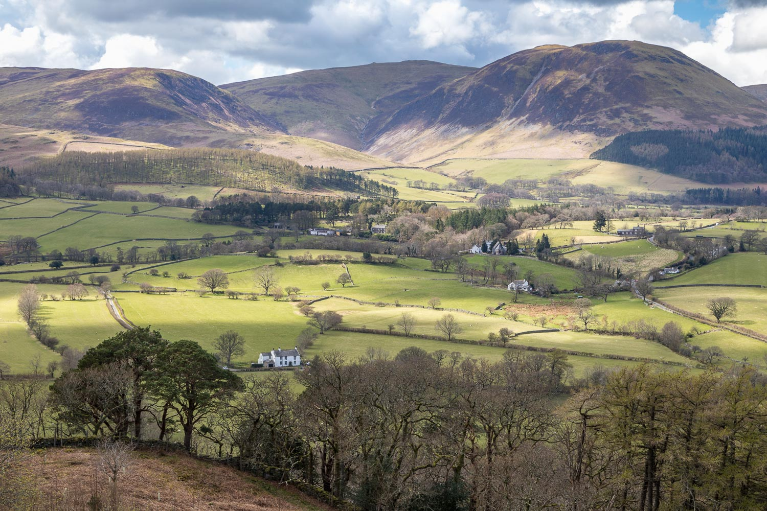 Carling Knott, Loweswater
