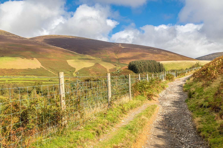 Latrigg walk, Lonscale Fell