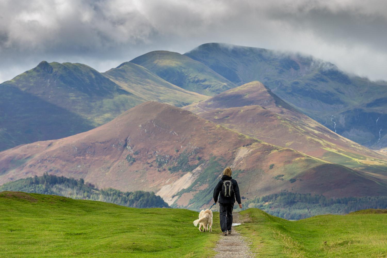 Latrigg walk, Causey Pike, Barrow, Outerside