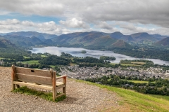 Latrigg bench