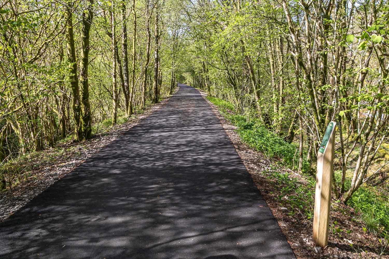 Keswick Threlkeld Railway Track