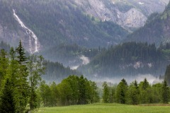 Tungelschuss waterfall