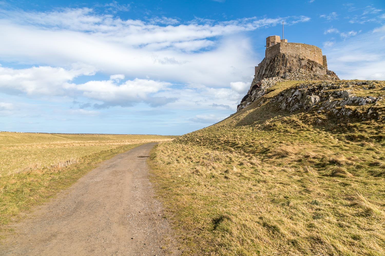 Lindisfarne walk, Holy Island walk