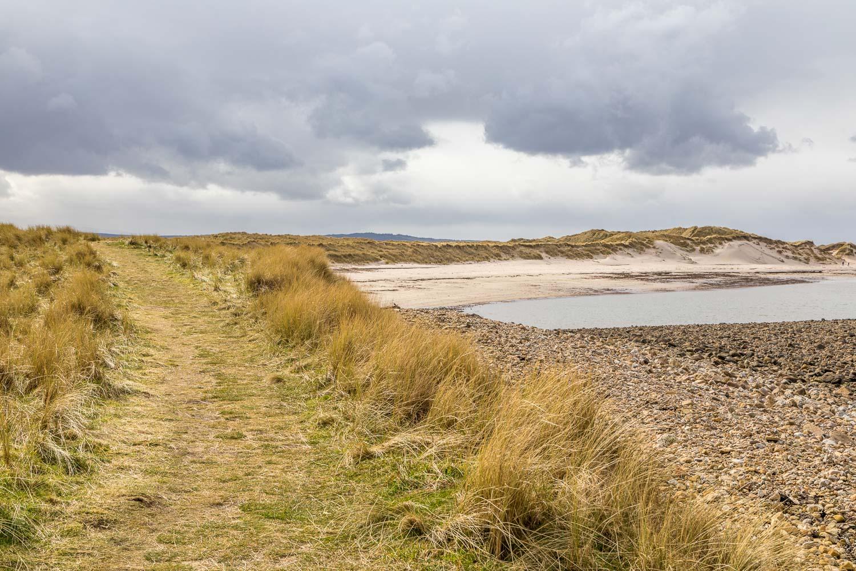 Sandham Bay, Lindisfarne