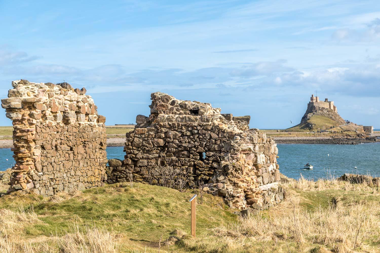 Lindisfarne Castle, The Heugh, Osborne's Fort