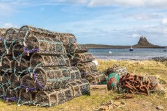 Lindisfarne Castle...