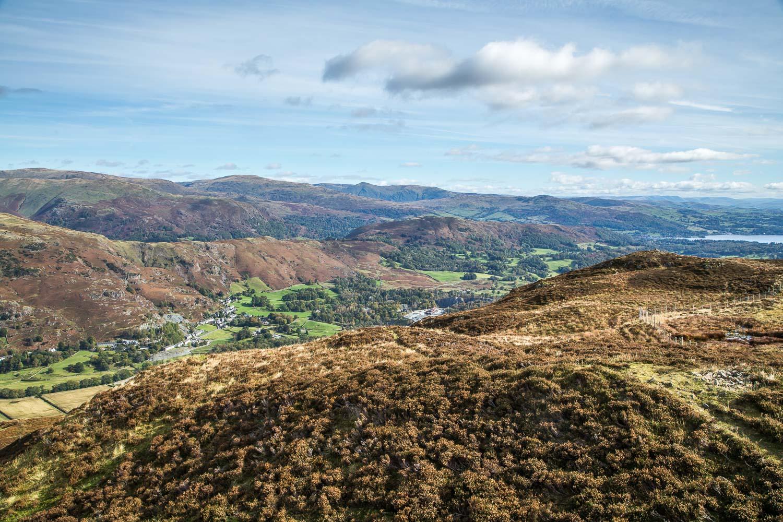 Lingmoor Fell view