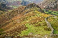 Lingmoor Fell walk, Side Pike