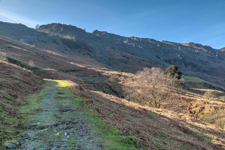 Lingmoor Fell walk