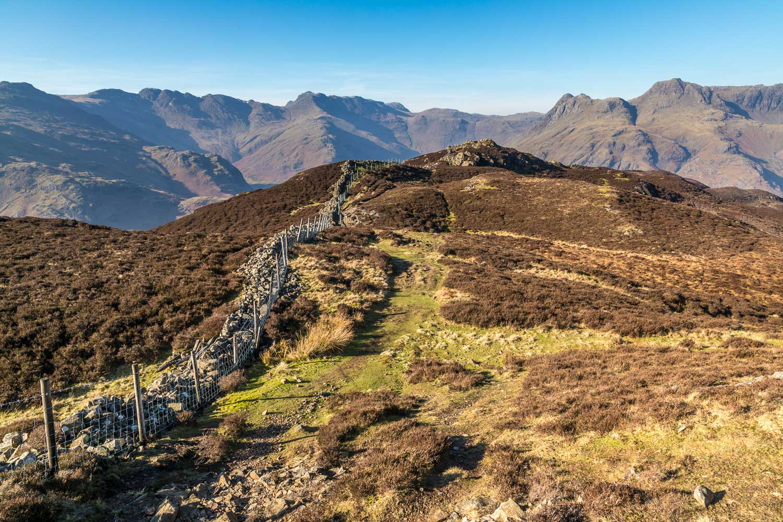 Lingmoor Fell views