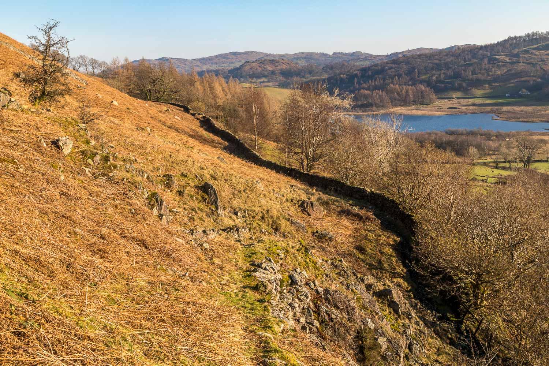 LLingmoor Fell walk