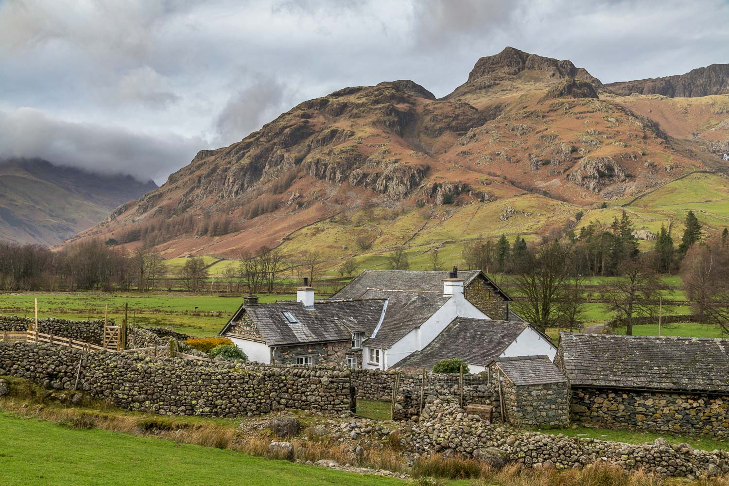 Side House, Langdale Pikes