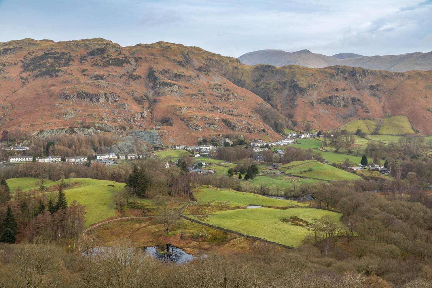Chapel Stile, Great Langdale