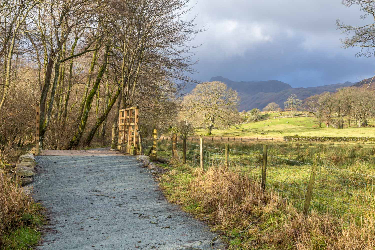 Cumbria Way, Langdale
