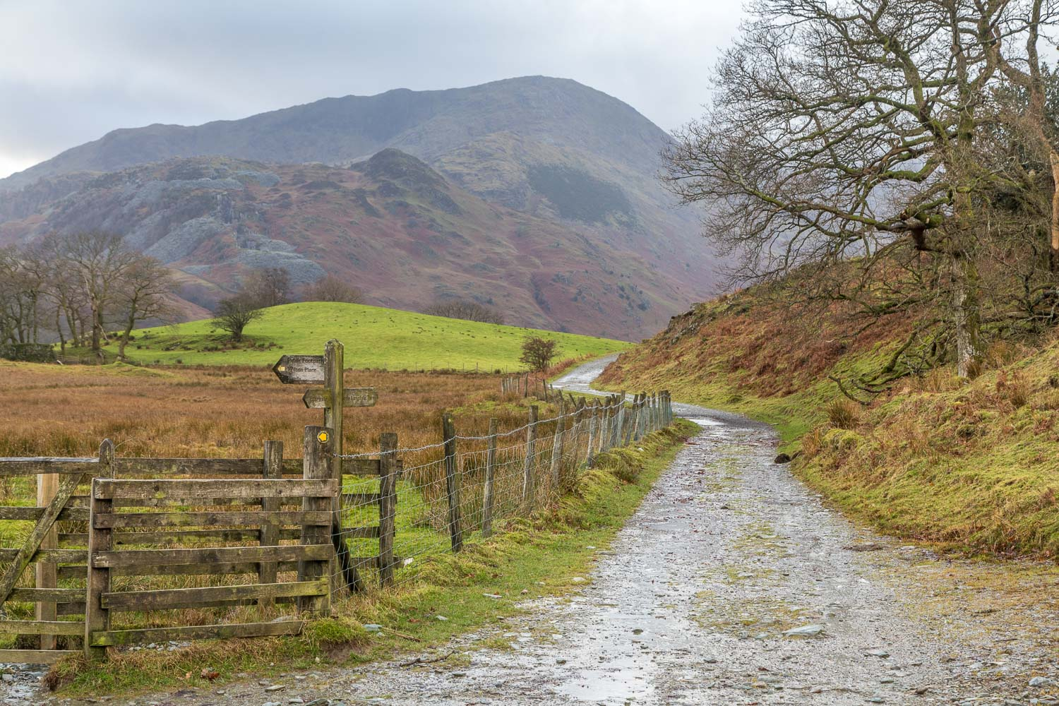 Little Langdale walk
