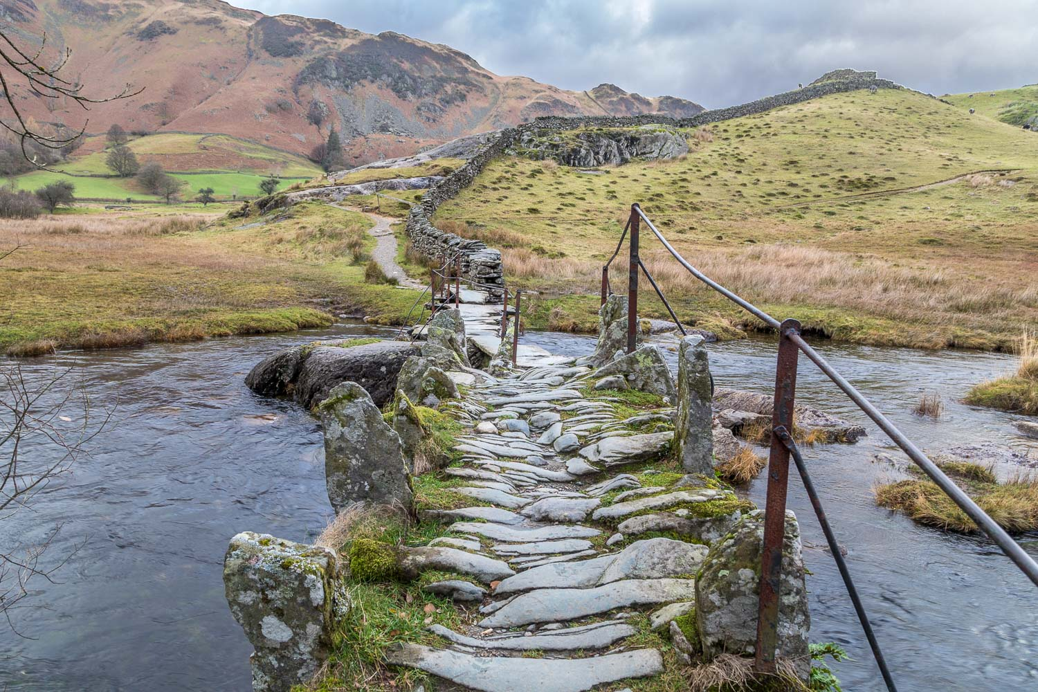Slater Bridge, Little Langdale