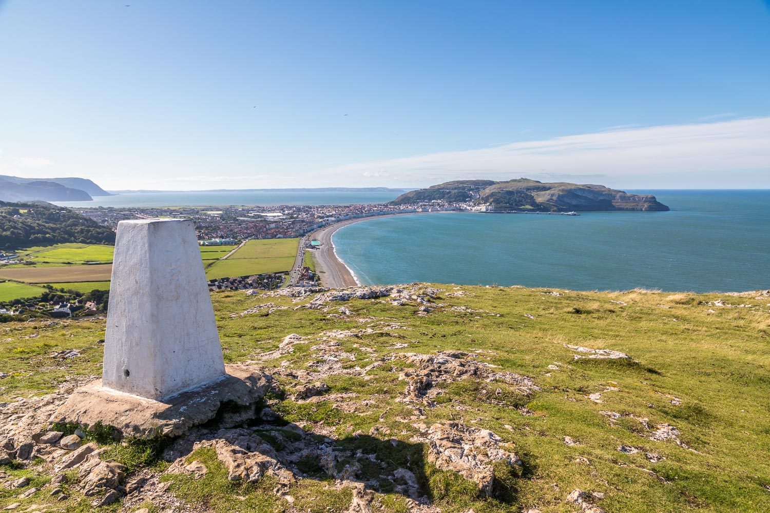 Little Orme summit, Great Orme