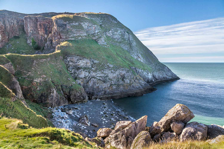 Angel Bay, Porth Dyniewaid