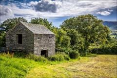Lorton Vale stone barn