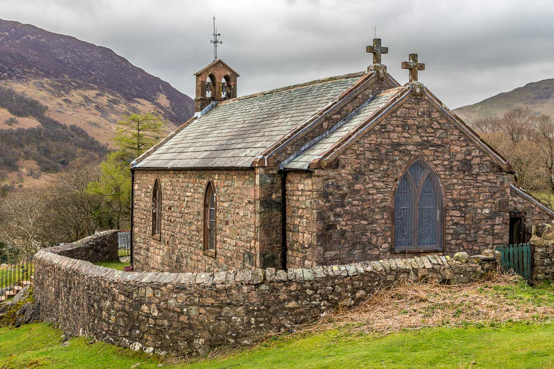 St James' Church Buttermere