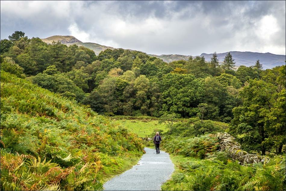 Loughrigg Fell walk