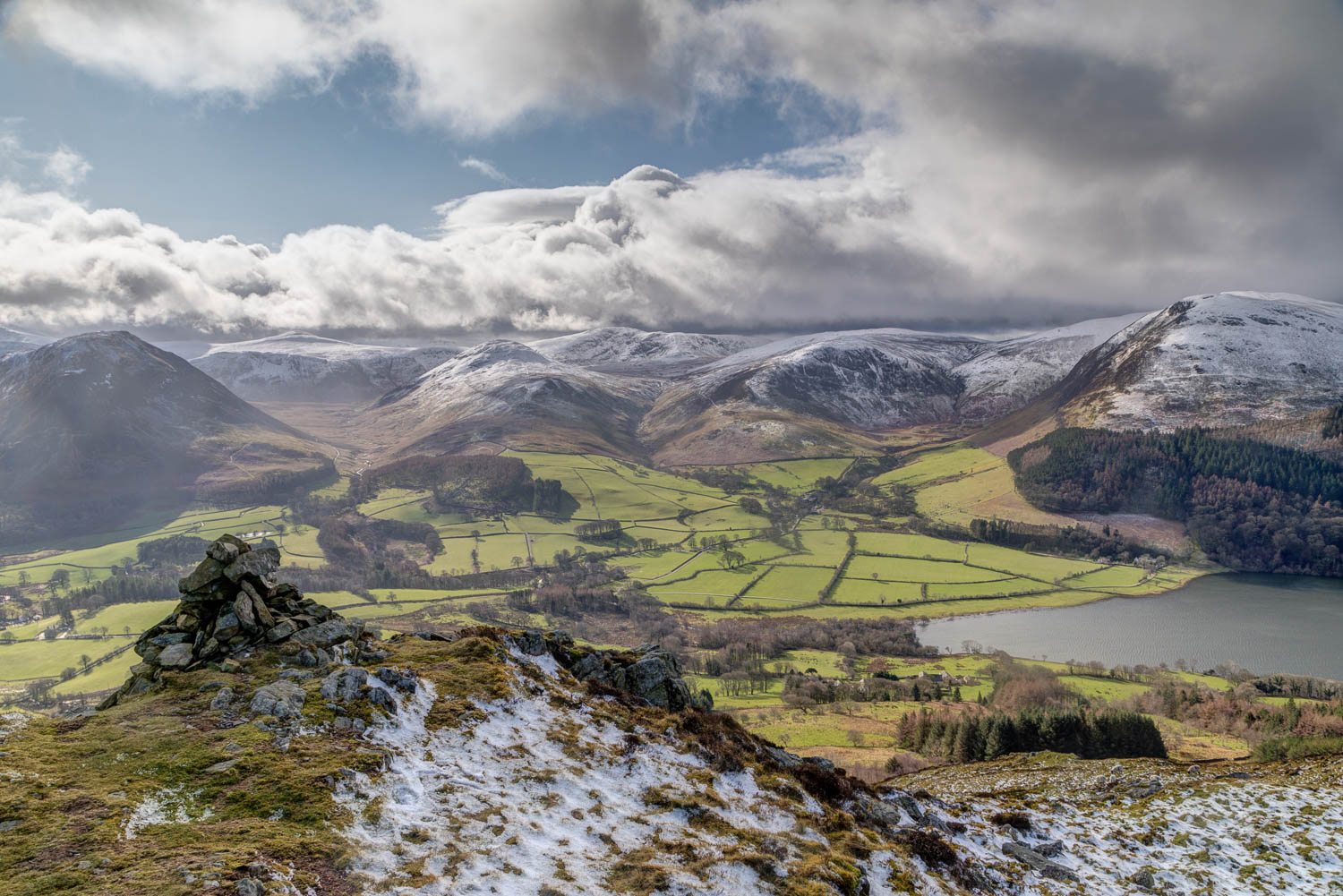 Low Fell view, Loweswater