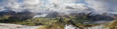 Low Fell panorama