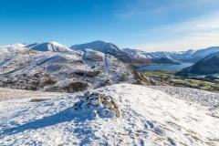 Darling Fell summit