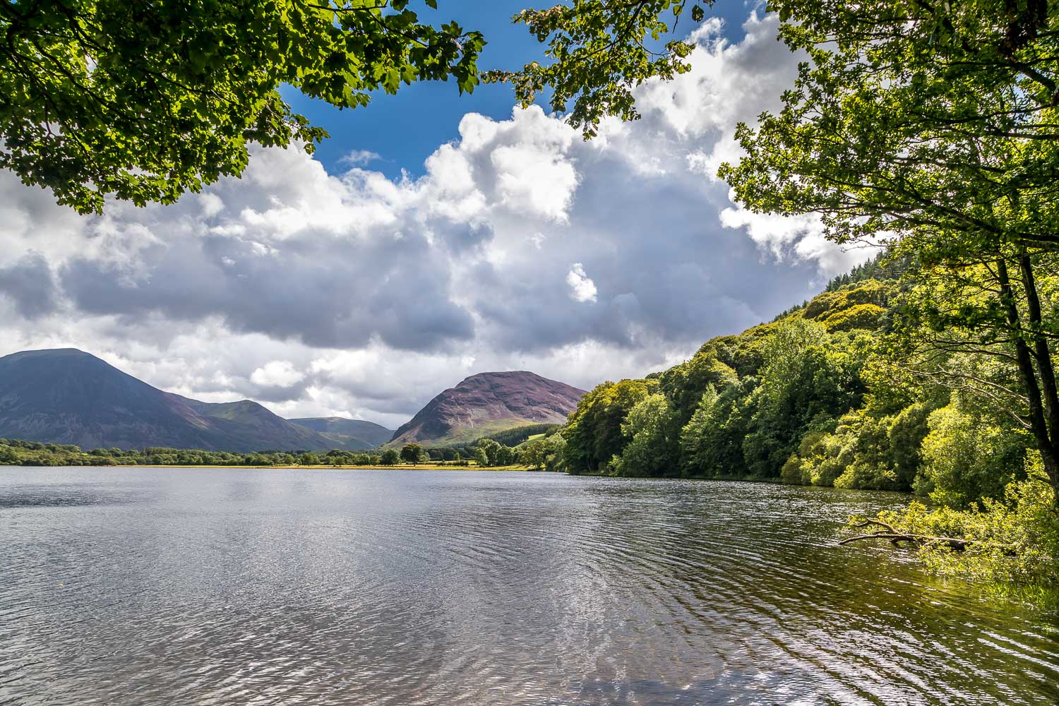 Loweswater walk, Mellbreak