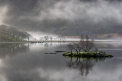Crummock Water, Woodhouse Islands