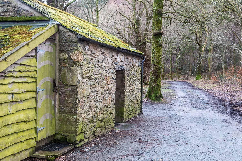 Holme Wood  bothy