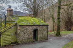 Loweswater, Holme Wood bothy