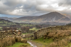 Loweswater, Lorton Vale