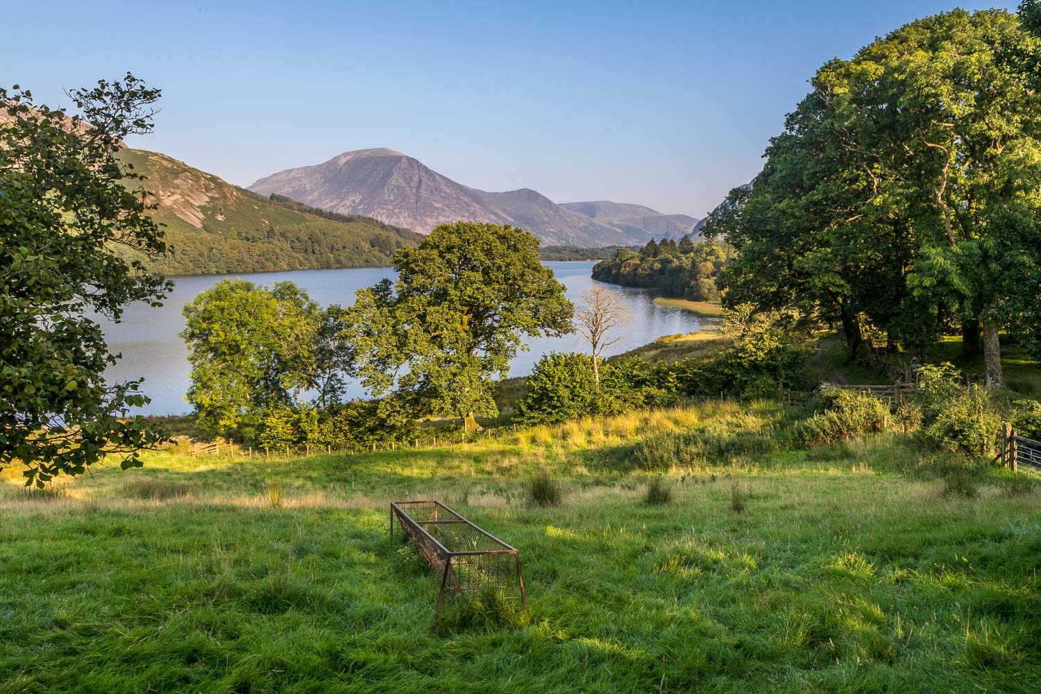Loweswater walk Hudson Place