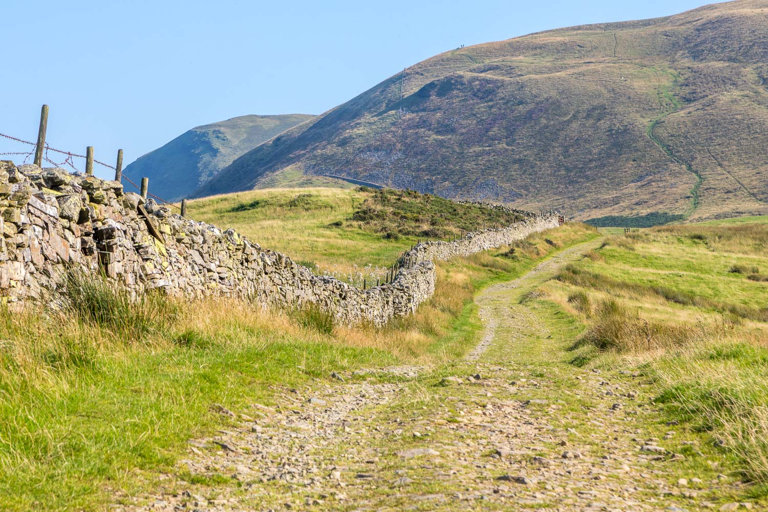 Loweswater walk, St Bees coffin road, Burnbank Fell