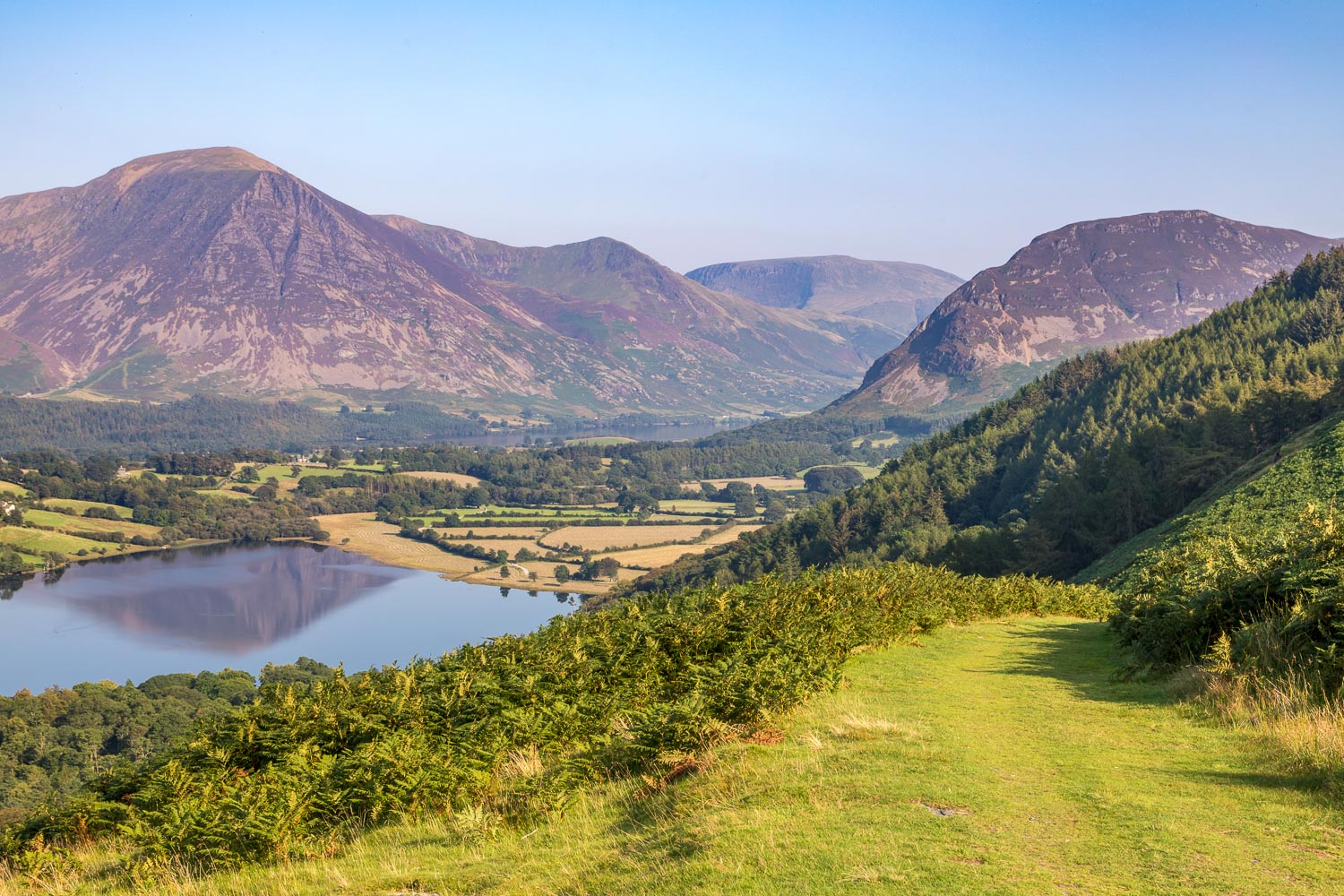 Loweswater, Crummock Water