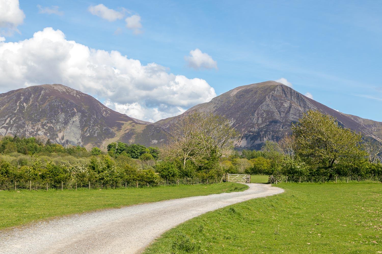 Loweswater walk, Whiteside, Grasmoor