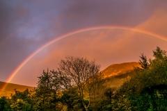 Rainbow in Lorton Vale
