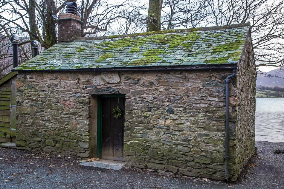 Loweswater bothy, Holme Wood