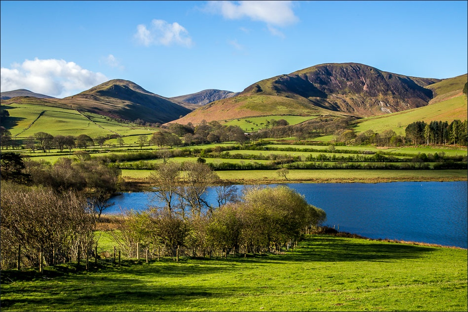 Loweswater amd Loweswater Fells