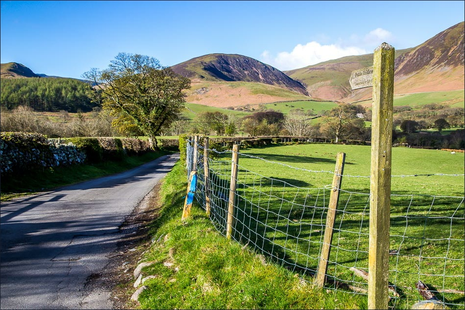 Loweswater circuit