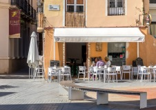 Malaga cafe