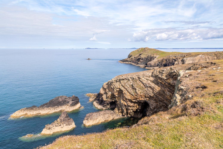 Marloes Peninsula walk, Wales Coast Path, Wooltack Point