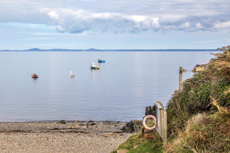 Marloes Peninsula walk, Wales Coast Path, Martin's Haven