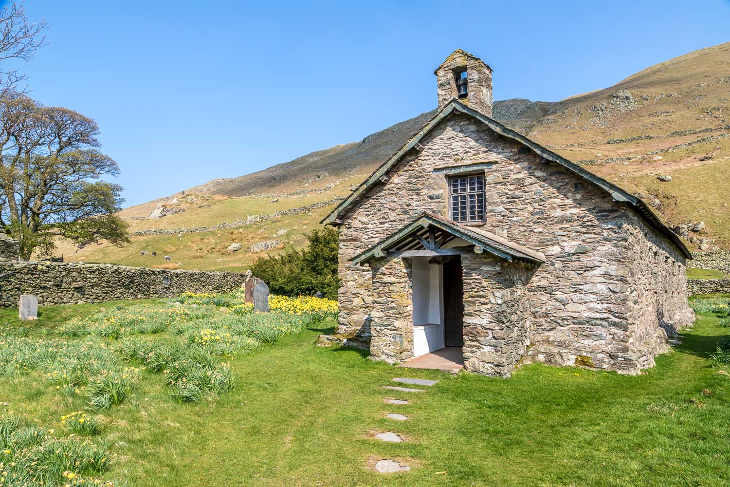 church of St Martins, Martindale