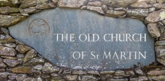 Old Church of St Martin, Martindale
